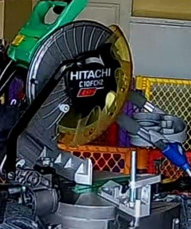 Hitachi C10FCH2 Single Bevel Review