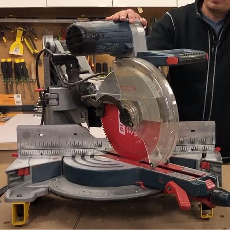 Bosch Power Tools GCM12SD Review