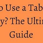 How to Use a Table Saw Safely? The Ultimate Guide