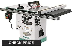 Grizzly Industrial G0690-10 3HP Table Saw