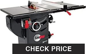 Sawstop 10-Inch Professional Cabinet Saw